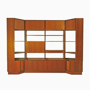 Vintage Teak Wall Unit from G-Plan
