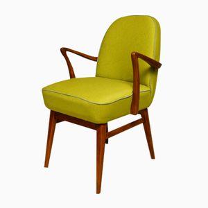 Vintage East German Lounge Chair, 1950s