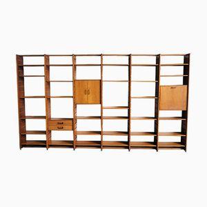 540 Bücherregal von Gianfranco Frattini für Bernini, 1960er
