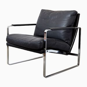 Vintage 710-10 Lounge Chair by Preben Fabricius for Walter Knoll