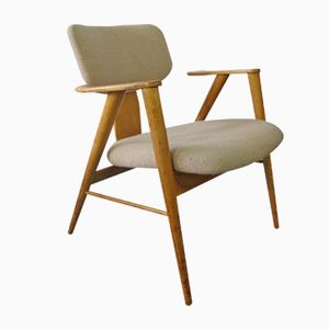Modell FB14 Armlehnstuhl von Cees Braakman für Pastoe, 1950er