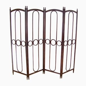 No. 2 Viennese Screen from Gebrüder Thonet, 1880s