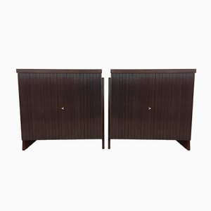 Italian Sideboards by Osvaldo Borsani, 1940s, Set of 2