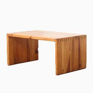 Pine Coffee Table by Ate van Apeldoorn for Houtwerk Hattem, 1960s