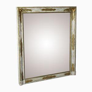 Grand Miroir de Cheminée Antique, France