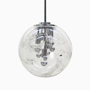 Sputnik Ball Lamp from Doria, 1973
