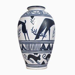 Floor Vase from Andersson & Johansson Höganäs, 1950s