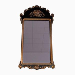 Grand Miroir Mural Antique Rococo Revival
