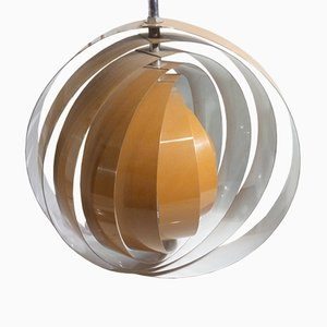 Moon Pendant Light by Verner Panton for Louis Poulsen, 1960s