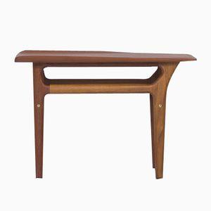 Teak Side Table by Kurt Ostervig for Jason Møbler, 1950s