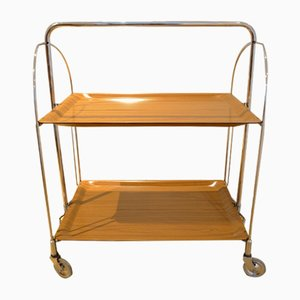 German Dinett Serving Trolley, 1960s
