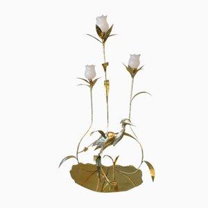 Italian Brass Floor Lamp by Cittone Oggi, 1970s