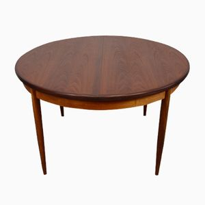 Mid-Century Extendable Fresco Table in Teak from G-Plan