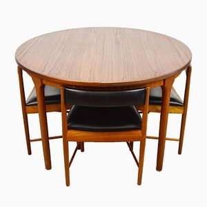 Mid-Century Teak Table & Chairs from McIntosh