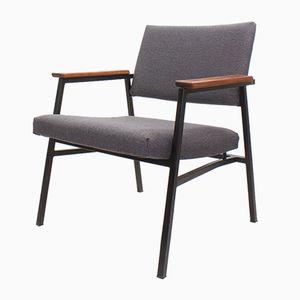 Fauteuil Lounge Mid-Century par Gebr. van der Stroom pour Avanti Culemborg