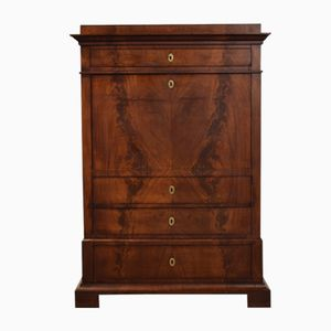 Mahogany Empire Secretaire, 1800s