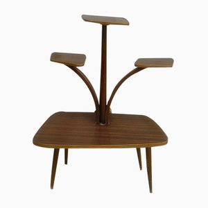Vintage Plant Stand, 1960s