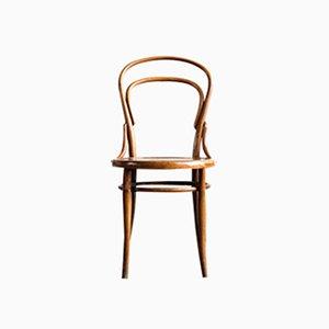No. 14 Stuhl von Thonet, 1890er