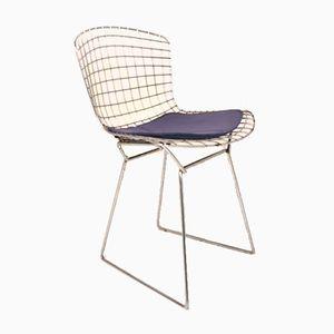 Verchromter Stuhl aus Stahl von Harry Bertoia, 1960er