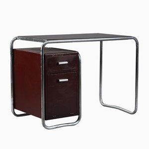 Bauhaus Desk by Marcel Breuer for Thonet, 1930s