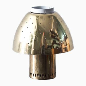 Flora Brass Table Lamp from Hans-Agne Jakobsson, 1960s