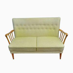 Vintage Danish Teak Sofa, 1960s