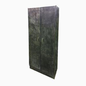 Industrial Metal Storage Cabinet, 1960s