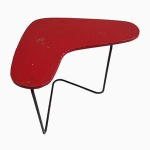 Table Boomerang G1 par Willy Van Der Meeren pour Tubax, 1954