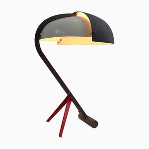 Vintage Desk Lamp by Louis Kalff for Philips, 1950s