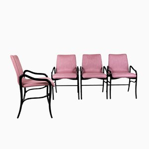 Armchairs by Enrico Ciuti, 1960s, Set of 4