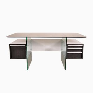 French Executive Desk by Xavier Marbeau, 1960s