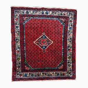 Vintage Persian Hamadan Handmade Rug, 1980s