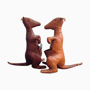 Porte-Revues Kangaroo par Dimitri Omersa, Angleterre, 1960s, Set de 2