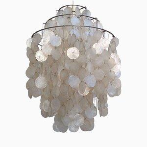 Lampe Coquillage Fun 1 DM par Verner Panton pour Lüber, 1967