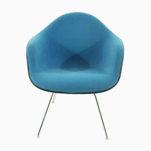 Vintage Chair in Blue by Charles & Ray Eames for Vitra
