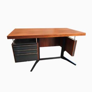 Desk by Daciano da Costa for Metalurgica da Longra, 1963