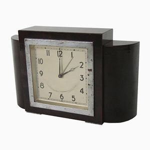 Art Deco Clock from Foreign, 1930s