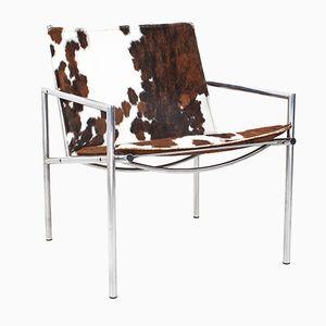 Dutch SZ03 Lounge Chair by Martin Visser for 't Spectrum, 1969