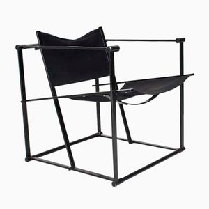 Niederländischer Würfel Stuhl von Radboud van Beekum für Pastoe, 1980er