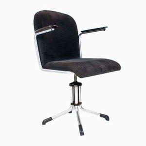 Chaise de Bureau Model 356 Industrielle par Willem Gispen pour Gispen, Pays-Bas, 1950s