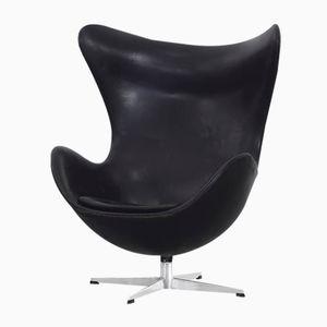Vintage Egg Chair by Arne Jacobsen for Fritz Hansen, 1963
