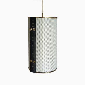 Swedish Ceiling Lamp from ASEA, 1950s