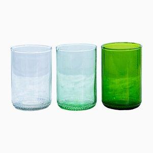 Bicchieri assortiti di House Doctor, set di 3