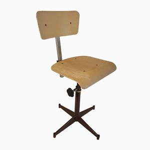 Industrial Chemical Laboratory Work Chair