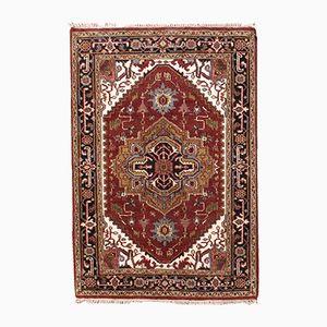 Handgefertigter Vintage Heriz Teppich, 1980er