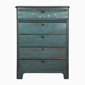 Antique Gentleman's Chest of Drawers