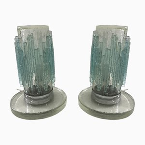 Table Lamps from Mazzega, 1970s, Set of 2