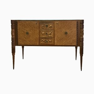 Vintage Italian Sideboard by Pier Luigi Colli for Marelli