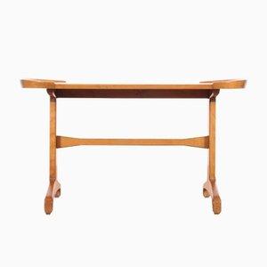 Table Basse en Hêtre & Orme, 1960s