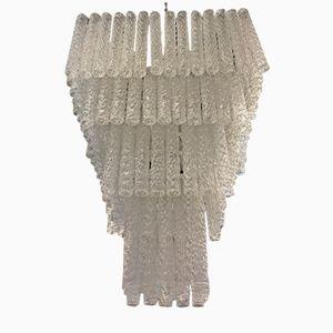 Large Model Bricole Chandelier by Paolo Venini for Venini